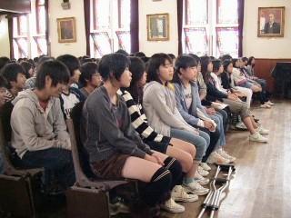 面白授業/2008年芸術鑑賞